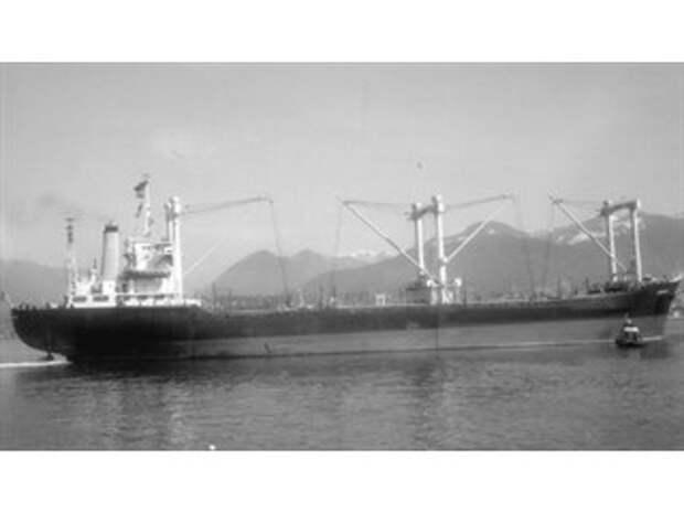 Инцидент с попыткой пиратов захватить корабль, в котором оказались «черные береты» СССР