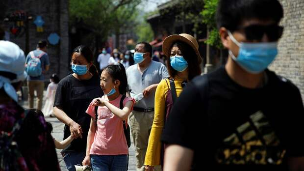 Запад против Китая: кто ответит за последствия коронавируса