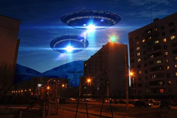 НЛО заметили в небе над Ростовом