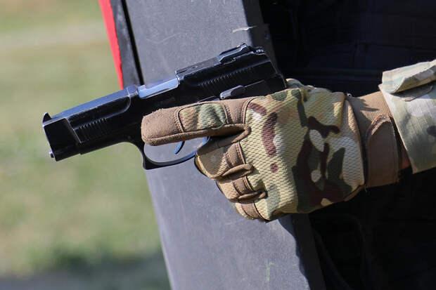 """Новый """"убойный"""" пистолетный патрон для спецназа создадут в России"""