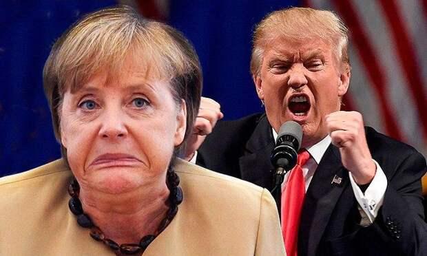 Неужели у Германии появилось свое мнение?