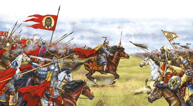 Русский реванш. О походе Московских войск на Золотую Орду 1399 года