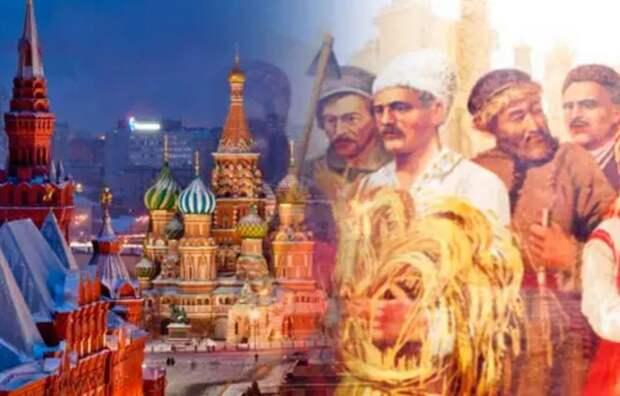 Что должна РФ «братским» народам?