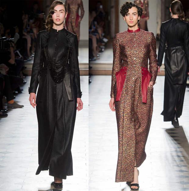 Платье-пальто – кому подходит