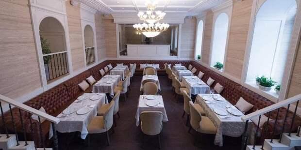 В Москве вновь заработали более 81% кафе и ресторанов