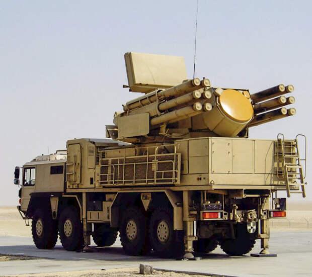 В США заявили об уничтожении «Панцирями» 47 турецких Bayraktar