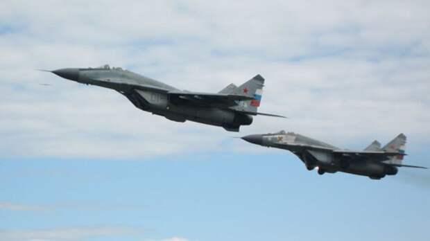 Глава ВКС РФ назвал последствия полетов боевой авиации США над Украиной