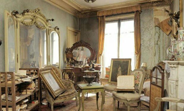 Квартира, которую не открывали с 1939 года