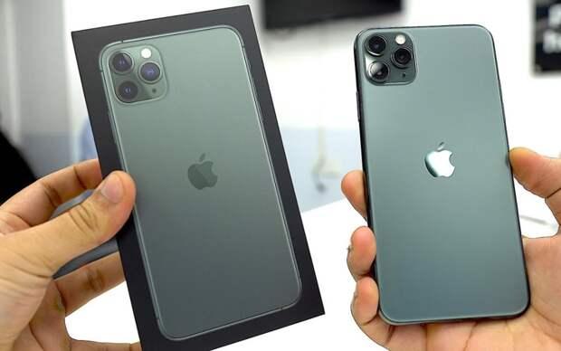 Смартфон iPhone 13 Pro будет иметь покрытие для защиты от отпечатков пальцев