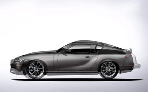 Эволюция Toyota Supra за 4 минуты видео