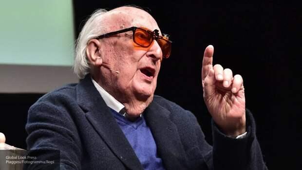 Создатель комиссара Монтальбано писатель Камиллери умер на 94-м году жизни в Риме