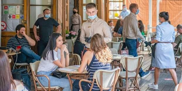 В кафе и ресторанах района Лианозово вновь можно заказывать столики