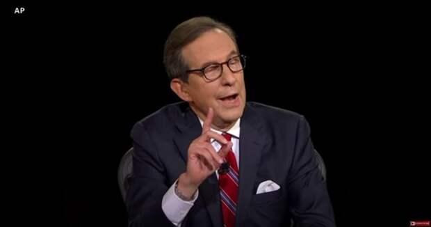 Дебаты Трамп— Байден: Хамство, хвастовство ивопросы без ответов