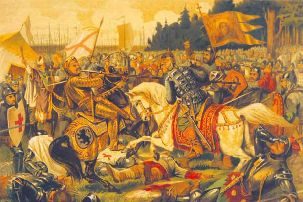 Не силой, а правдой: как войско Александра Невского разгромило шведов