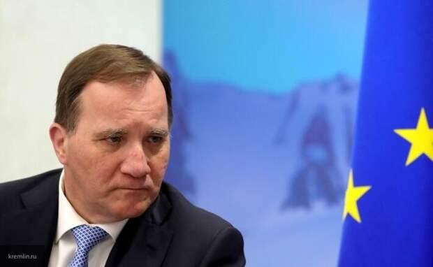 Шведский премьер ответил на призывы остановить строительство «Севпотока-2»