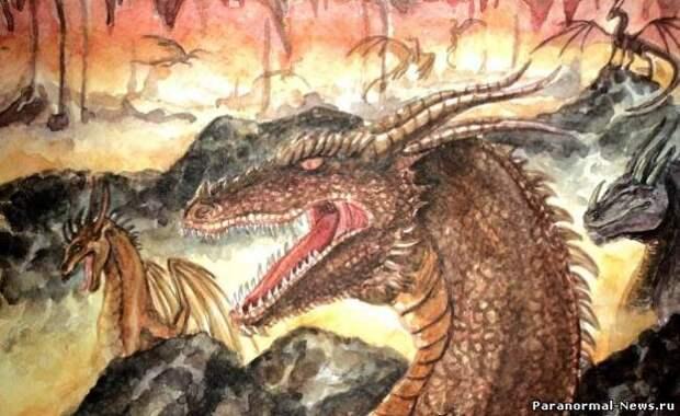 Змеи подземелий