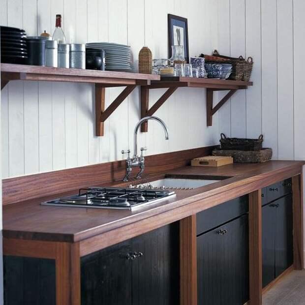 Обустраиваем дачную кухню: идеи, примеры и советы, фото № 1