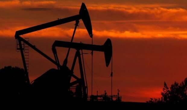 Прогнозы порынку нефти скорректировало Минэнерго США