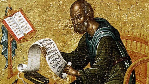 Преподобный Иосиф Песнописец. Православный календарь на 17 апреля