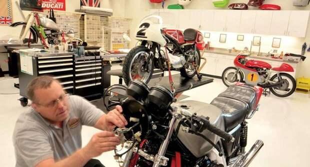 Где находится музей мотоциклов Barber и что там можно увидеть