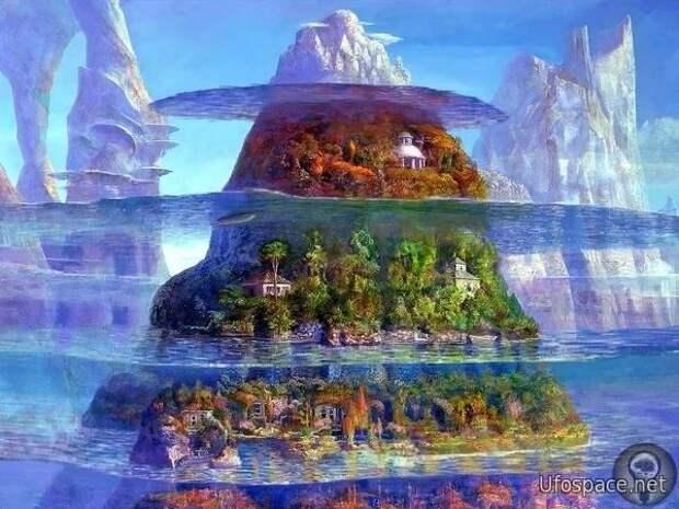 Гора Меру: дом богов и центр вселенной