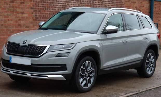 Белоруссия ввела запрет на ввоз автомобилей Škoda и ряда других товаров из Европы