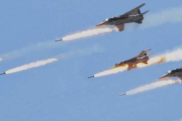 Сирийские боевики нанесли ракетные удары по армии Асада
