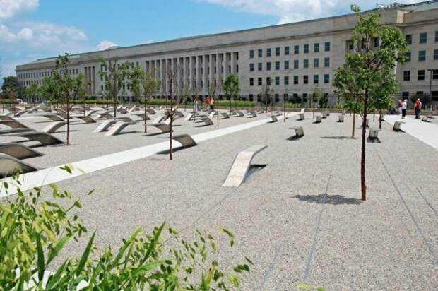 Почему здание Пентагона имеет такую странную форму?