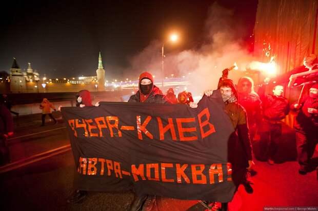 Запад проводит учения по свержению власти в России