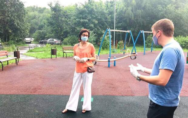 Доктор Елена Кац сообщила о результатах опроса более 2500 жителей по теме ремонта детских площадок