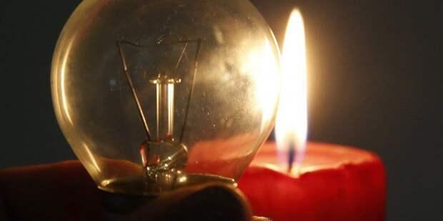 Около 400 населенных пунктов на Украине остались без света