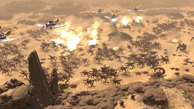 «Звёздный десант» обзаведётся стратегией