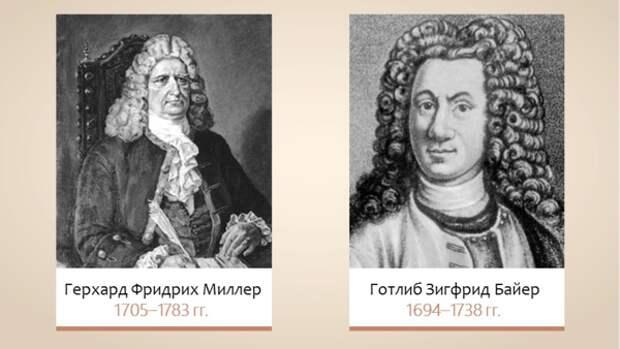 Как Ломоносов опровергал норманнскую теорию и какие доводы приводил