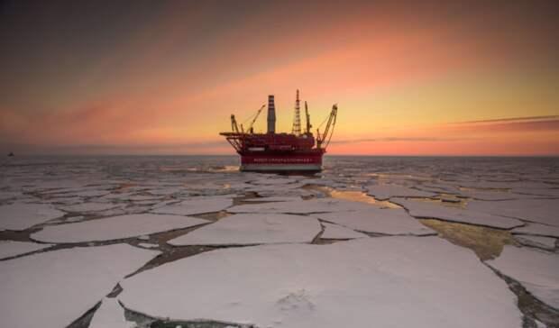 Развитие добычи нашельфе Арктики— вопрос времени