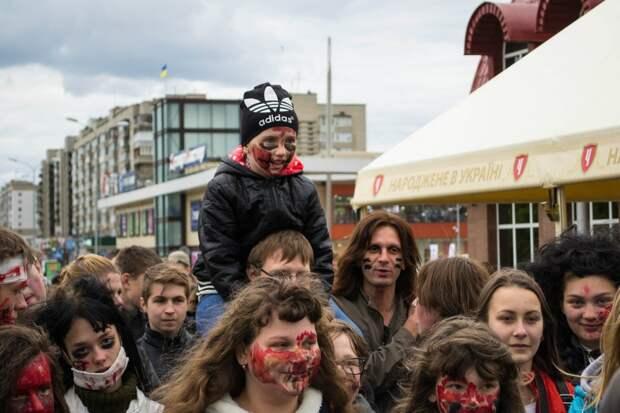 Украина готова к зомби-апокалипсису, а к эпидемии – нет