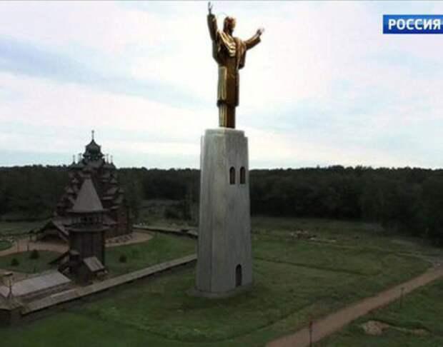 Почему не нашлось места 33-метровому Спасителю от Церетели на огромной территории России