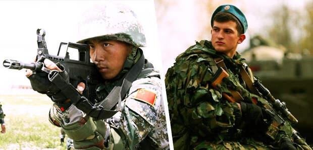 Способна ли китайская армия одолеть российскую?