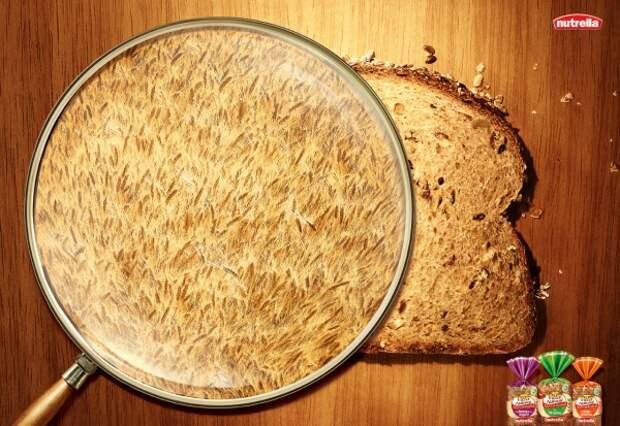 Настоящий хлеб!