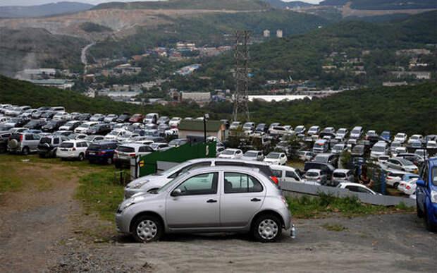 Дальневосточных покупателей подержанных машин могут освободить от налогов