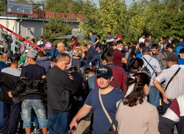 МВД пригрозило странам СНГ закрытием границ из-за нелегальных мигрантов