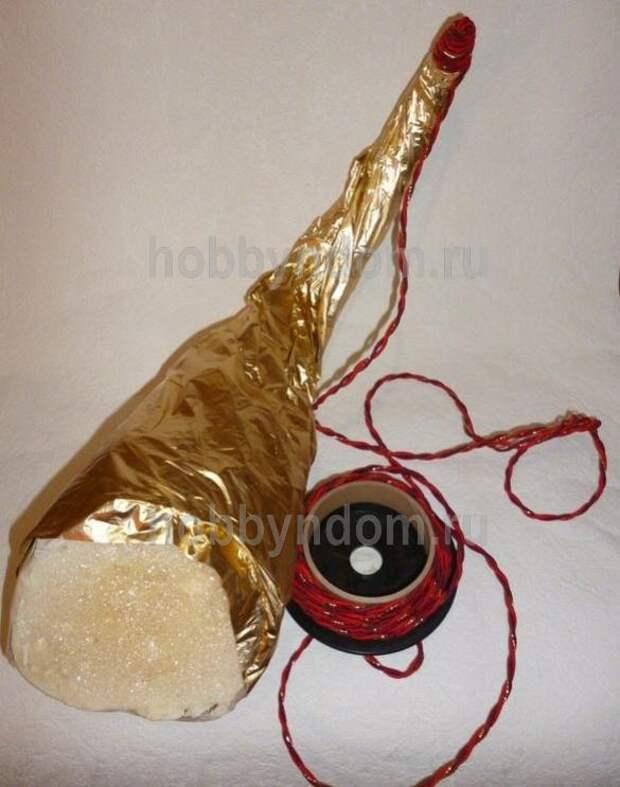 рог изобилия из конфет (31)