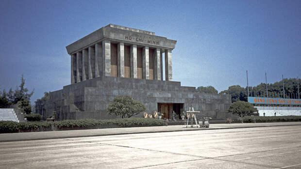 Как строили мавзолеи
