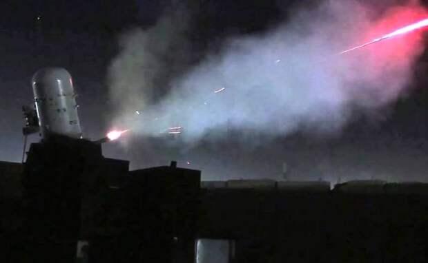 ПВО США на Ближнем Востоке доказала свою полную несостоятельность