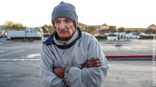 Жители богатых стран выкидывают стариков на улицу