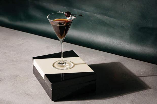 Diamondback Cocktail Recipe