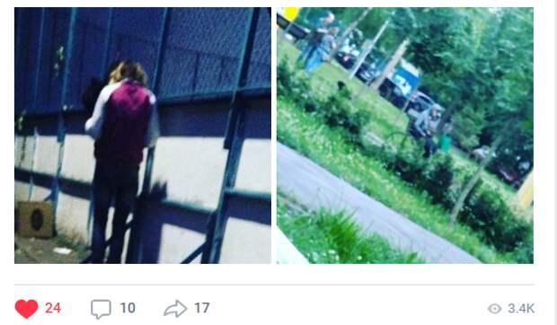 Наркоманы в Староватутинском проезде приставали к прохожим