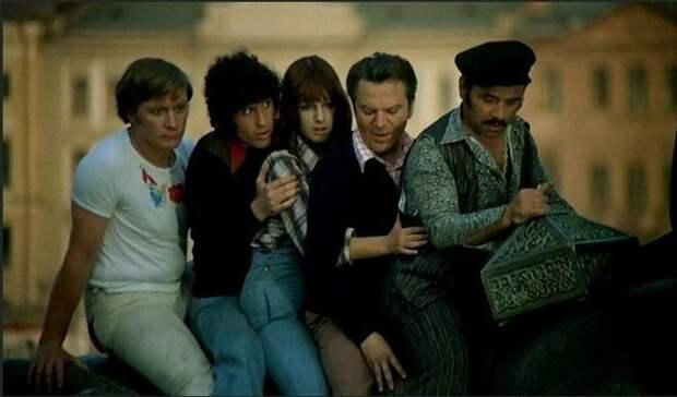 Что стало с итальянцами из фильма «Невероятные приключения итальянцев в России»? Рязанов, итальянцы, кино, комедия