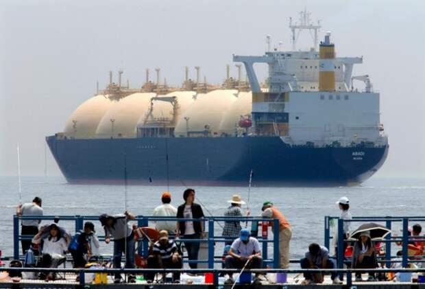 Рекордные цены на СПГ в Азии начали подрывать спрос