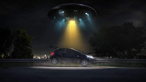 Уфологи объяснили связь НЛО и машины времени