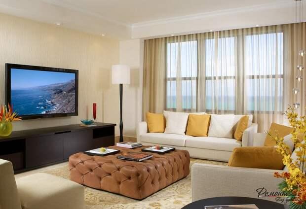 Фокус на современном дизайне квартиры